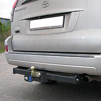 Фаркоп на Lexus GX 470 (2002-2009) Без подрезки бампер