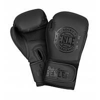 Перчатки боксерские Benlee BLACK LABEL NERO 12oz /PU/черные, фото 1