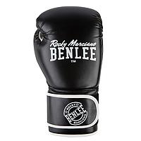 Перчатки боксерские Benlee QUINCY 12oz /PU/черные, фото 1