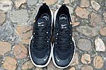 Мужские кроссовки Nike Air Max Axis (черно-белые) 340TP весенние спортивные кроссы для бега, фото 4