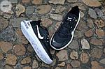 Мужские кроссовки Nike Air Max Axis (черно-белые) 340TP весенние спортивные кроссы для бега, фото 6