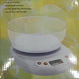 Весы кухонные с чашей, фото 2