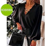 """Женская блуза с декором """"Palmer"""", фото 1"""
