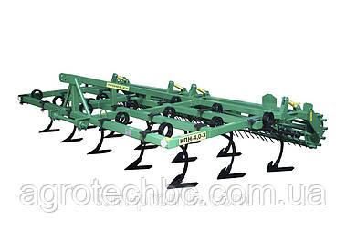 Культиватор передпосівний навісний КПН-3,5-3 Р ресорна стійка Bellota