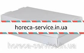 Коробка картонная под суши 100х200 мм. белая 500 шт. упак