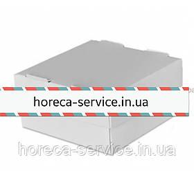 Коробка картонная под суши 100х100х55 мм. белая 500 шт.