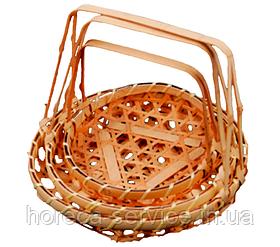 Корзинка для темпуры бамбуковая