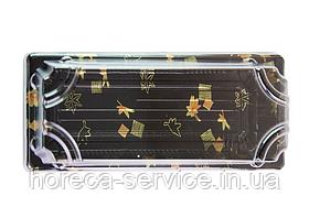 Контейнер одноразовый пластик упаковочный XYW-02 (220х90х48)