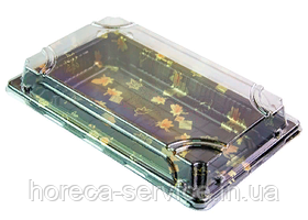 Контейнер одноразовый пластик. упаковочный XYW-07 (223х140х48)