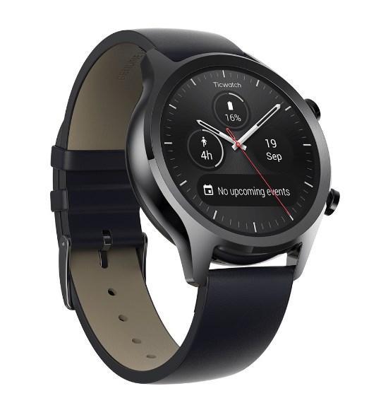 Смарт годинник Mobvoi TicWatch C2 black