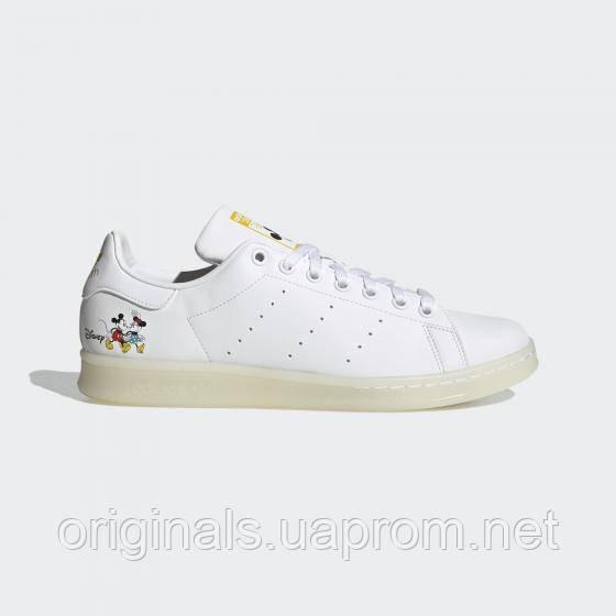 Кеды мужские Adidas Stan Smith Disney GW2255 2021