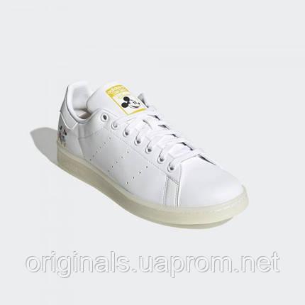 Кеды мужские Adidas Stan Smith Disney GW2255 2021, фото 2