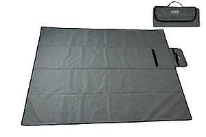 Коврик для кемпинга Novator Picnic Grey 200х150 см