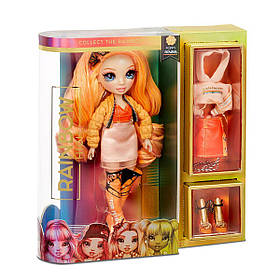 Лялька Rainbow High  Поллі з аксесуарами