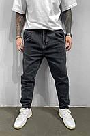 Чоловічі джинси МОМ Black Island 5935-3529 dark grey, фото 1
