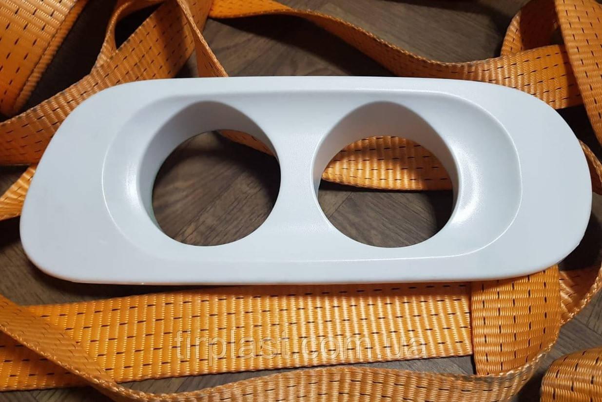 Окуляр туманки DAF CF E5 крышка противотуманной фары ДАФ ЦФ Е5 очки