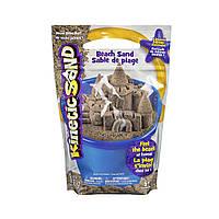 Песок для детского творчества - KINETIC SAND COLOUR (песочный, 907 g)