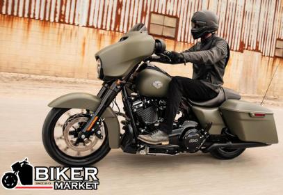 Велика онлайн прем'єра Harley Davidson 2021