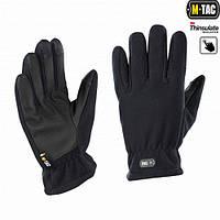 Рукавички M-Tac Fleece Thinsulate XL темно-синій (90309015-XL)