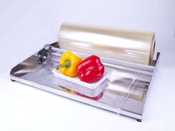 Пищевая пленка ПВХ 300мм х 1500м х 8мкм