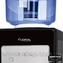 Настольный кулер для воды Lexical LWD-6002-2   550W/85W, фото 2
