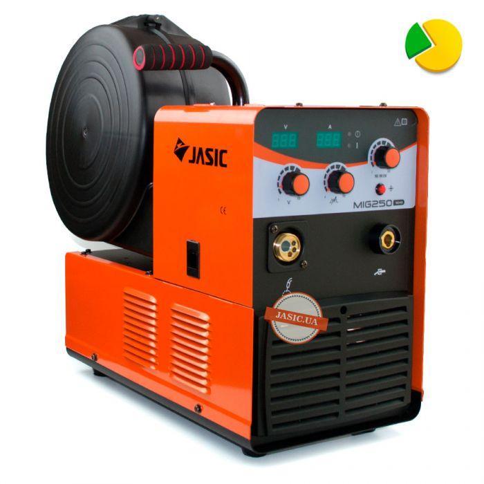 Зварювальний напівавтомат Jasic MIG-250 (№248)
