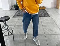 Чоловічі джинси МОМ 5715 сині, фото 1