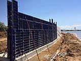 Щити для стіновий опалубки 1200 х 3000 (мм), фото 5