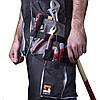 Брюки рабочие SteelUZ со светло-серой отделкой, модель 2019, спецодежда, рост 170-180 см, фото 7