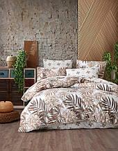 Комплект постельного белья из фланели ТМ Belizza Amazing Двуспальный Евро