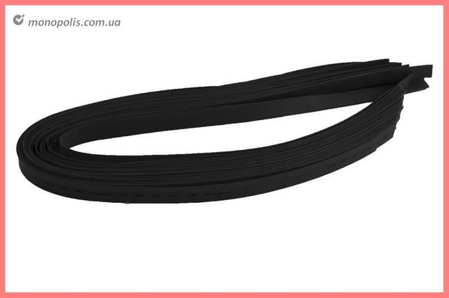 Трубка термоусадочная Apro - 1,5 мм x 30 м, черная, фото 2