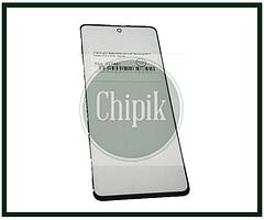 Скло для переклеювання дисплея Samsung M317 Galaxy M31s 2020, Чорне