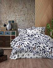 Комплект постельного белья из фланели ТМ Belizza Sergo Семейный