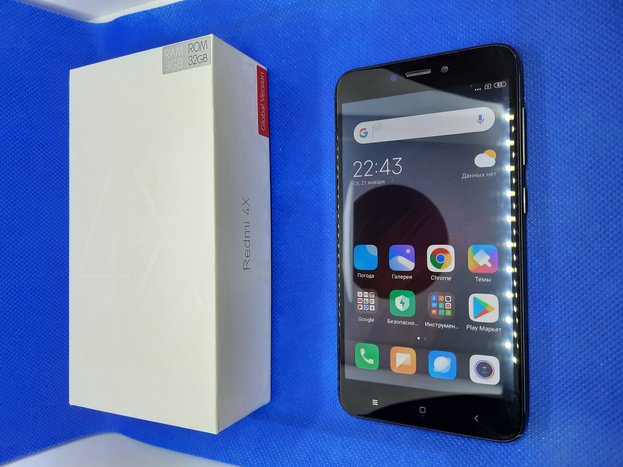 Xiaomi redmi 4x 3/32 #1199ВР