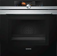 """Духовой шкаф с функцией  """"микроволновая печь"""" Siemens HM678G4S1, фото 1"""