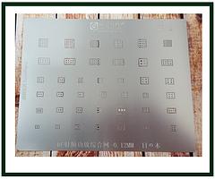 Трафарет BGA AMAOE RF:2 для Hi6D05
