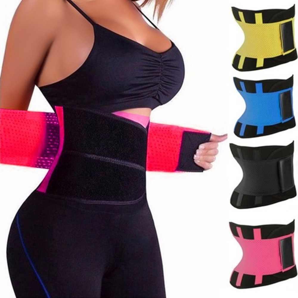 Стягуючий пояс для схуднення Hot Shapers Hot Power Belt