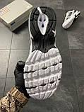 Мужские кроссовки  New Balance 530 White Black (копия), фото 4
