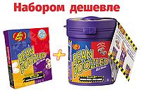 Конфеты Бин Бузлд + игра Диспенсер с конфетами Bean Boozled 5th Jelly Belly