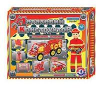 Конструктор металлический  Пожежна техніка