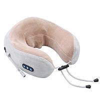 Массажер U-Shaped Massage Pillow Shake, WM-003, 98313, фото 1