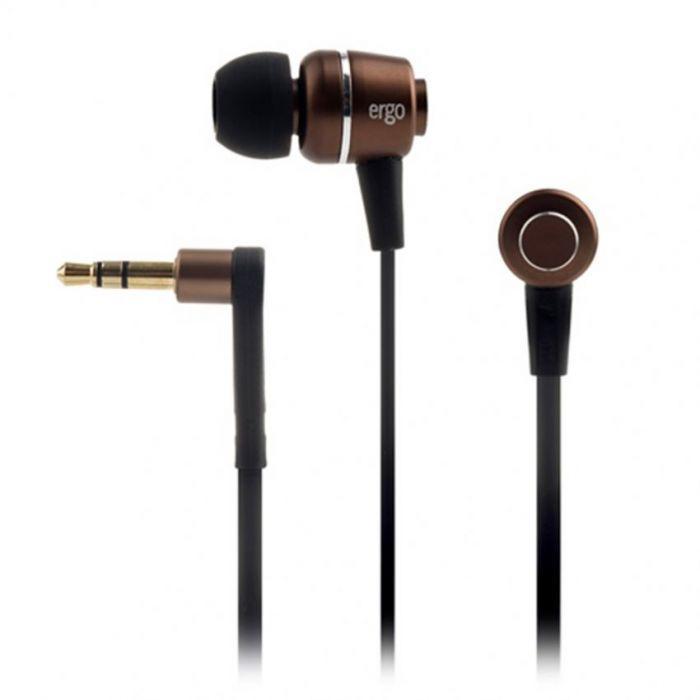 Навушники ERGO ES 200 Bronze