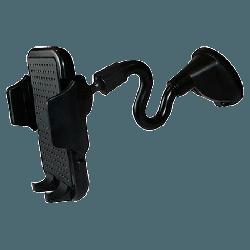 Автотримач для телефону ZYZ-0136 Black (довга ніжка)