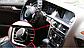 Автомобильный держатель для телефона. Универсальный магнитный держатель для телефона в машину. Золото, фото 4