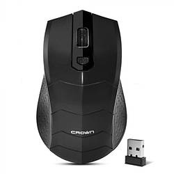 Беспроводная мышь Crown CMM-934W Bluetooth Black