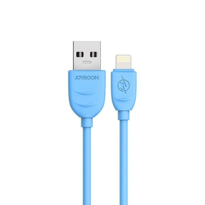 Кабель Joyroom Young S116 Lightning 1m Blue