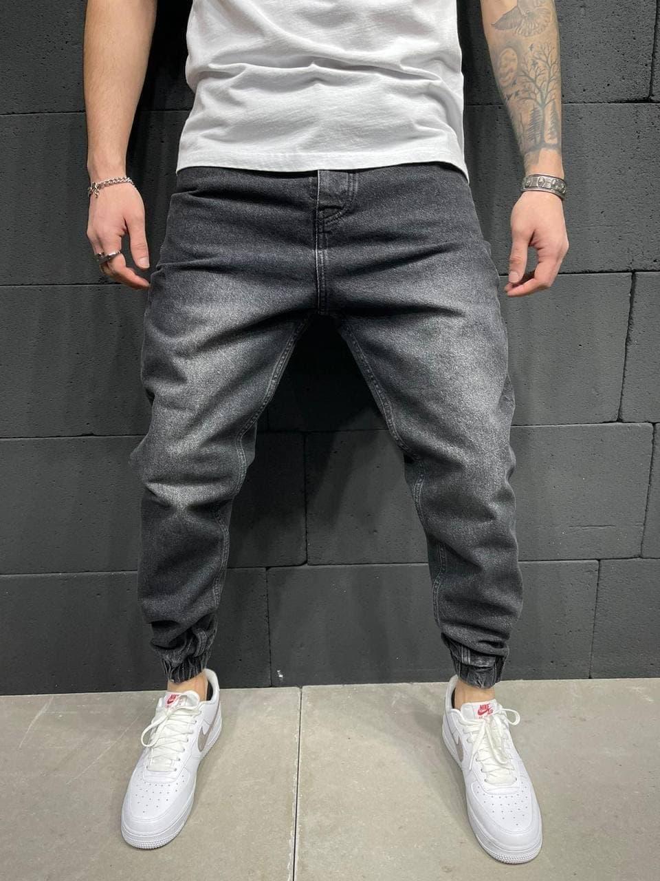 Чоловічі джоггери 2Y Premium 5881 grey