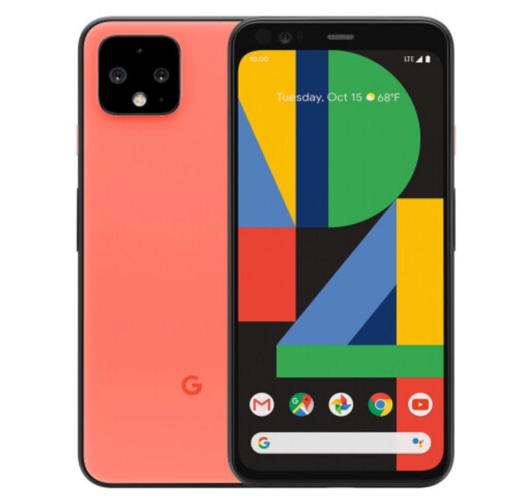 Смартфон Google Pixel 4 6/64GB Oh So Orange