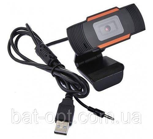 Web камера OUSL-010 720p черная
