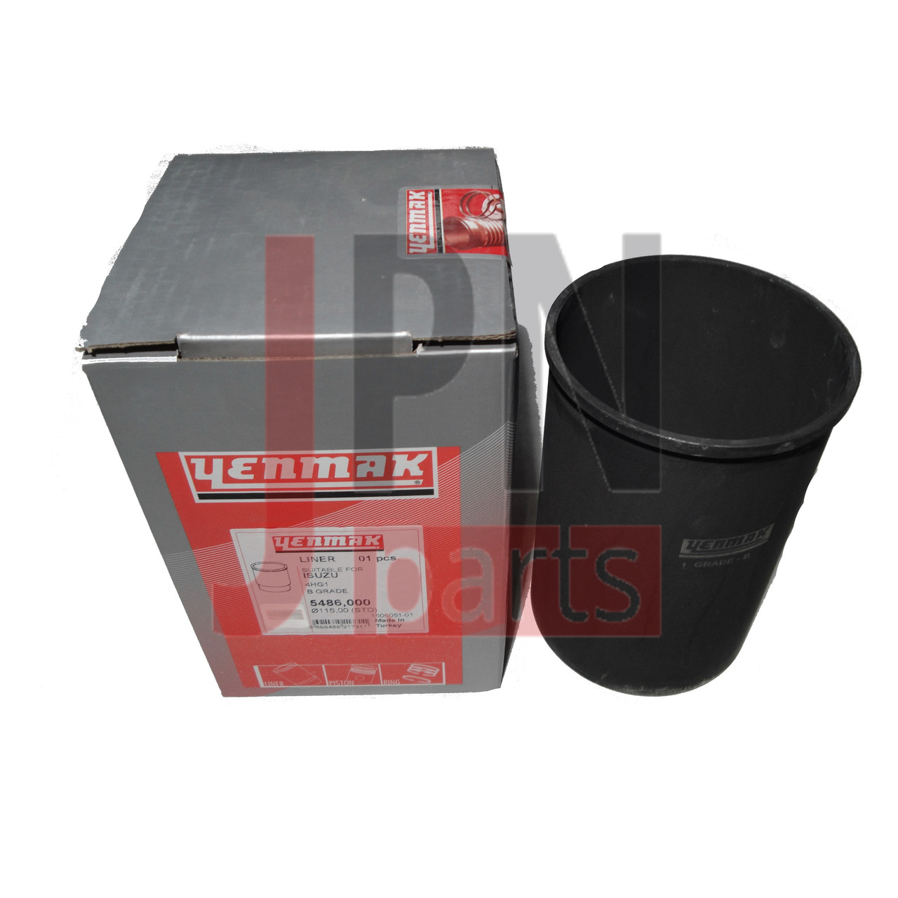 Гильза двигателя БОГДАН А091-А092 4HG1/4HG1-T 1X (8980140480/8980140481/8971767290) YENMAK